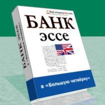 Новая нужная книга! БАНК эссе в «Большую четвёрку»